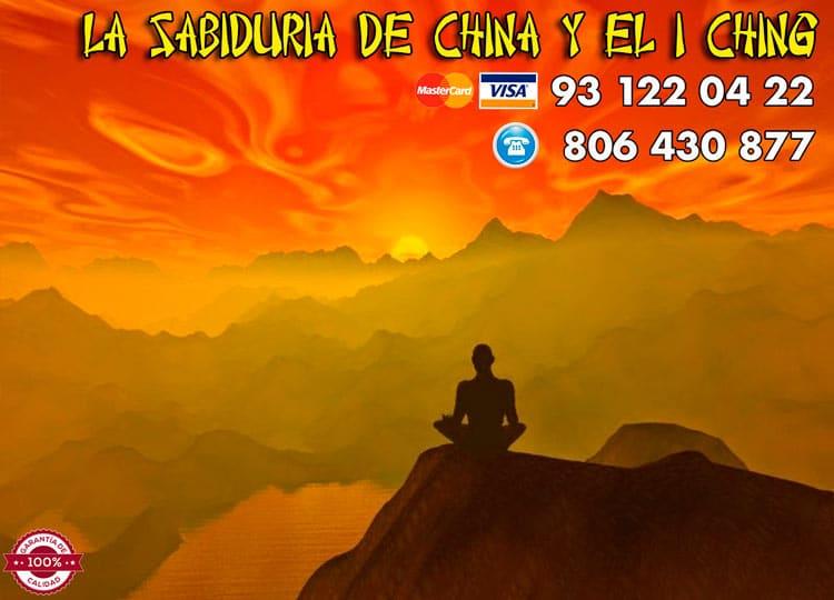La sabiduria de China y el Metodo del I Ching